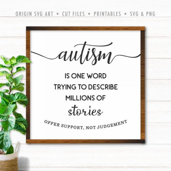Autism is One Word Trying to Describe Millions of Stories