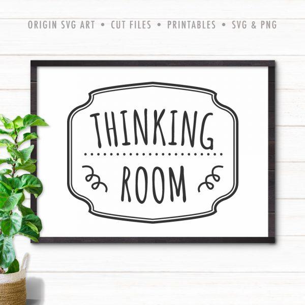 Thinking Room SVG
