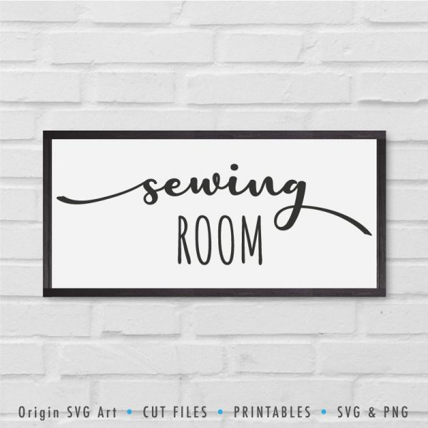 Sewing Room SVG