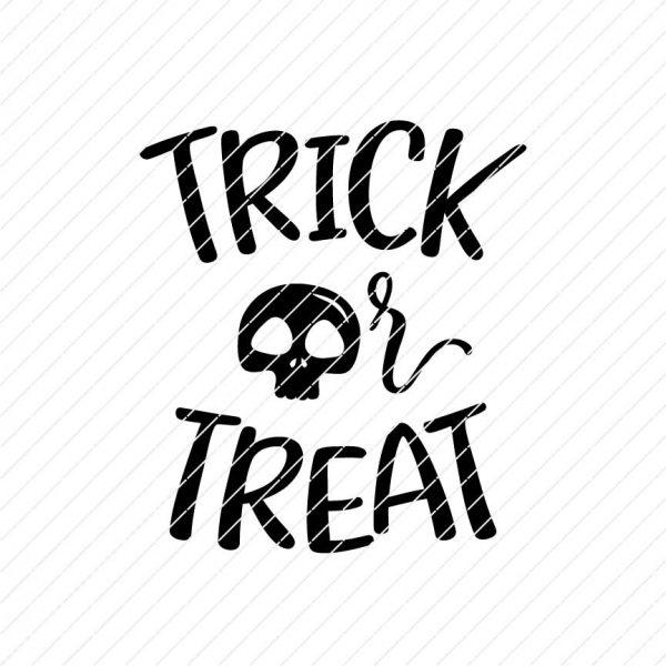 Trick Or Treat, Halloween SVG