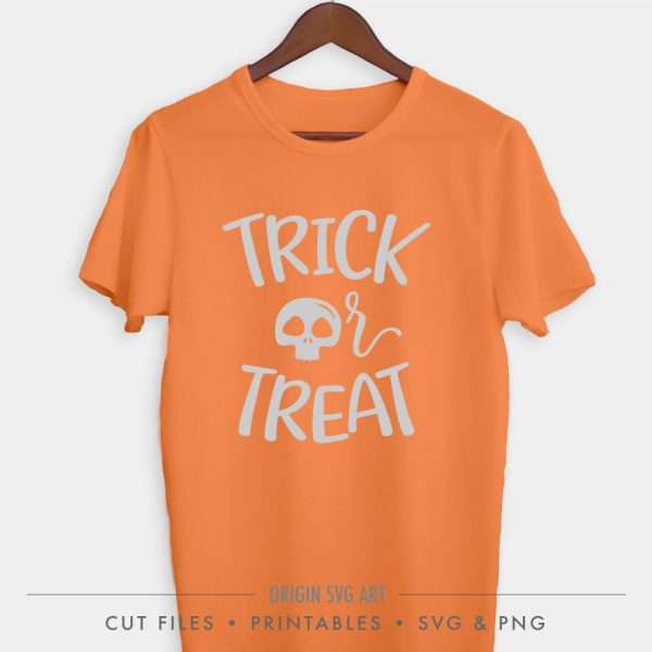 Trick Or Treat, Halloween SVG