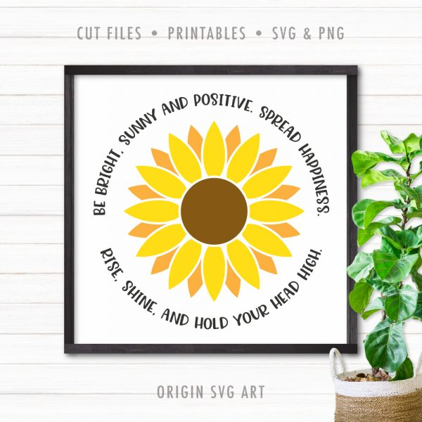 sunflower-quotes-be-bright