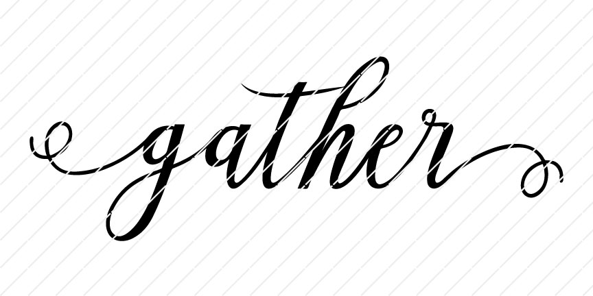 Gather SVG