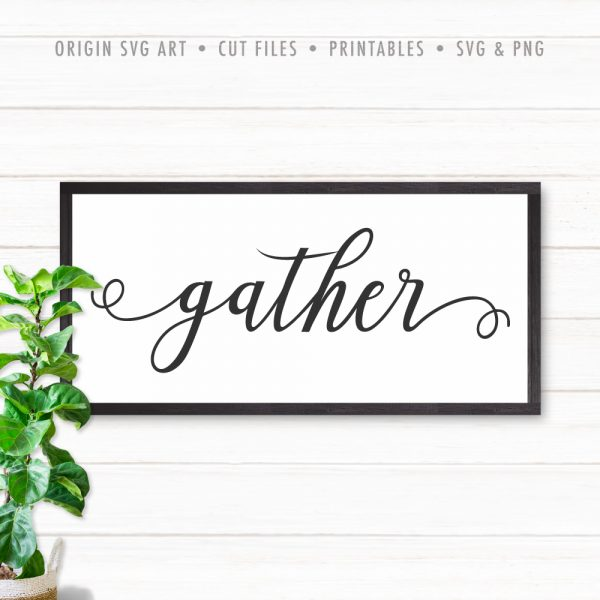 Gather SVG