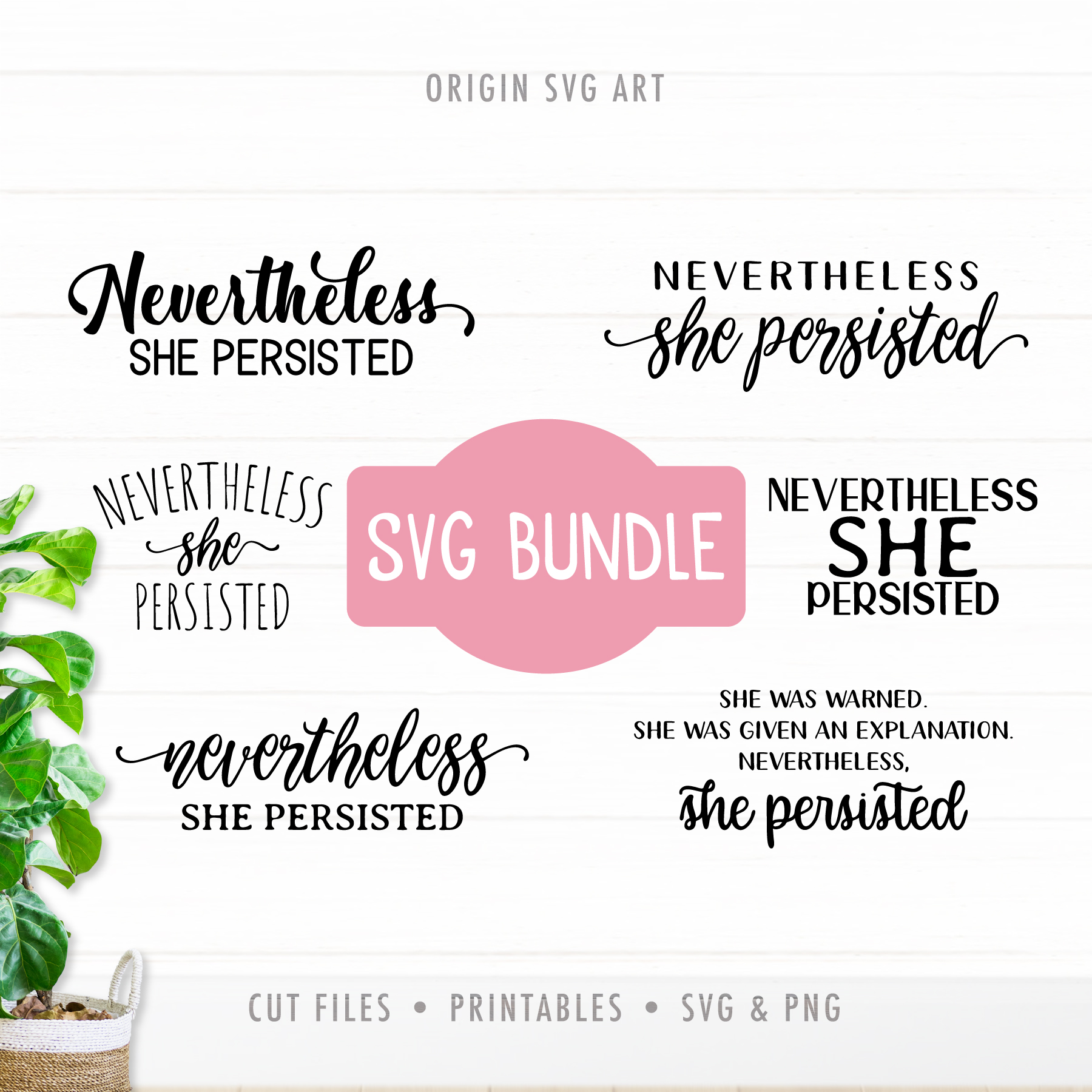 nevertheless she persisted svg