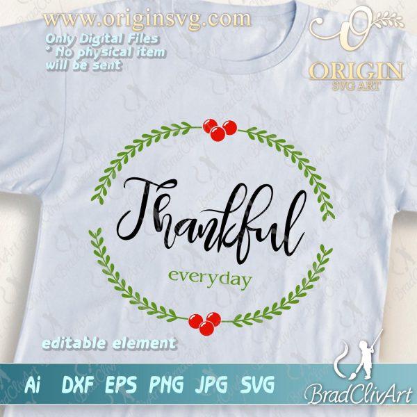 thankful tshirt