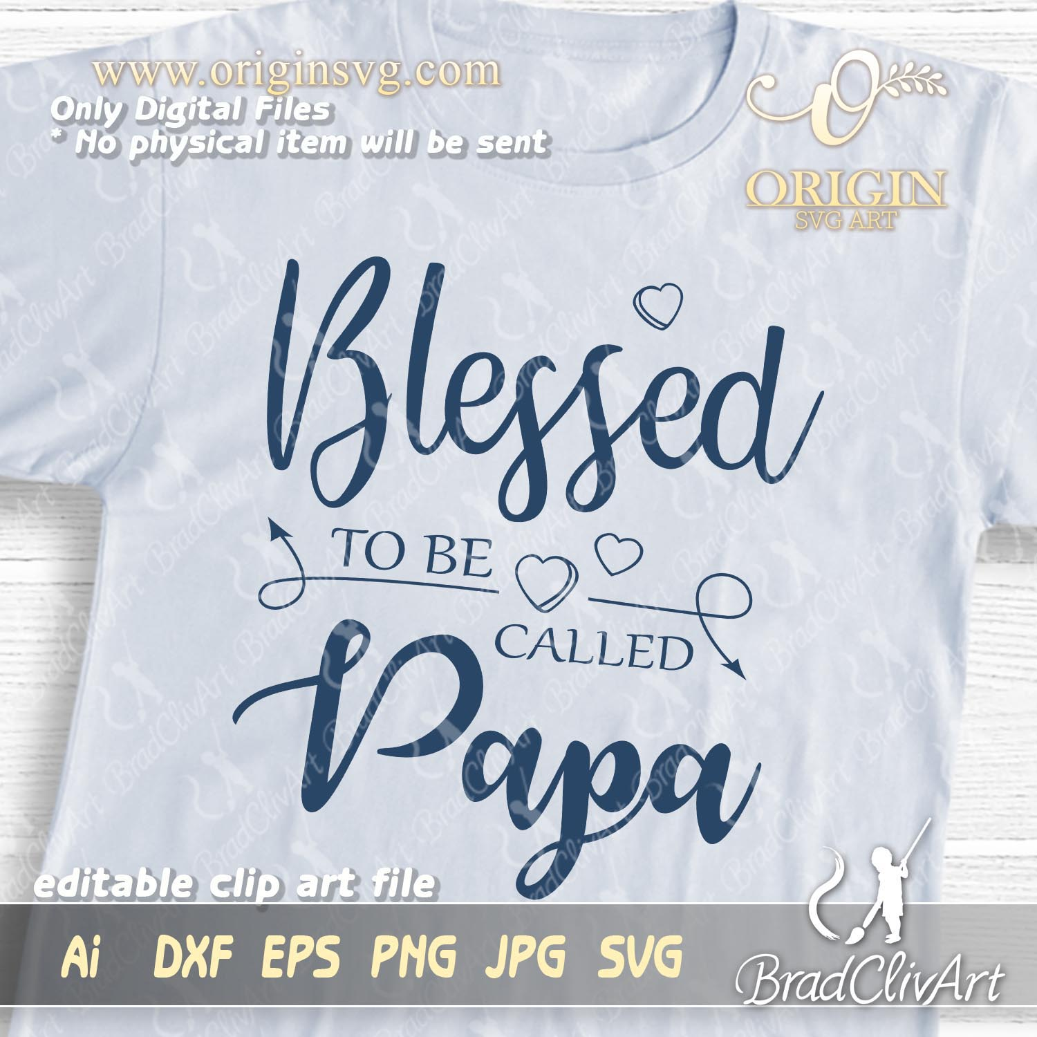blessed to be called papa