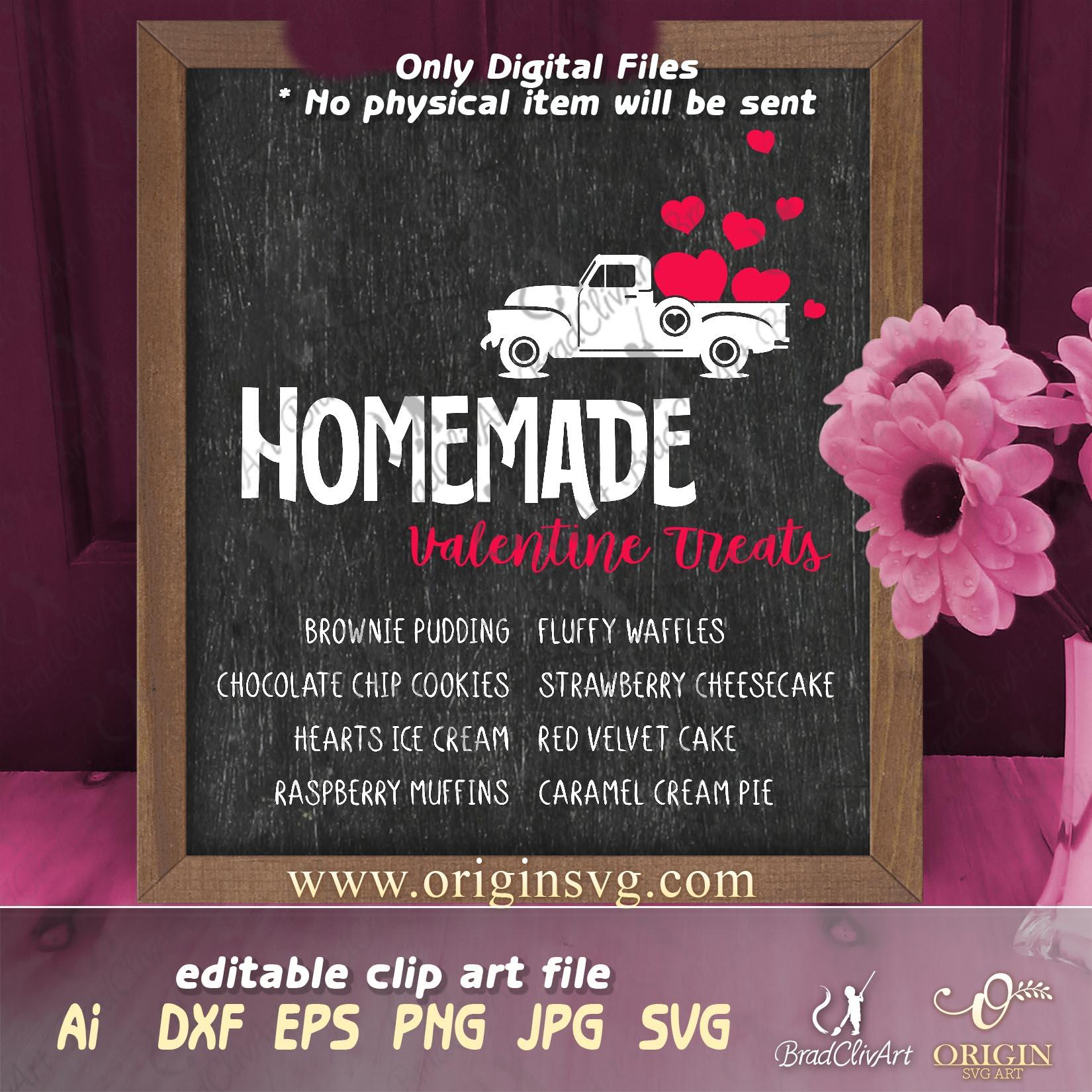 valentine homemade treats