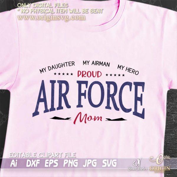 air force mom cut file