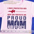 proud air force female