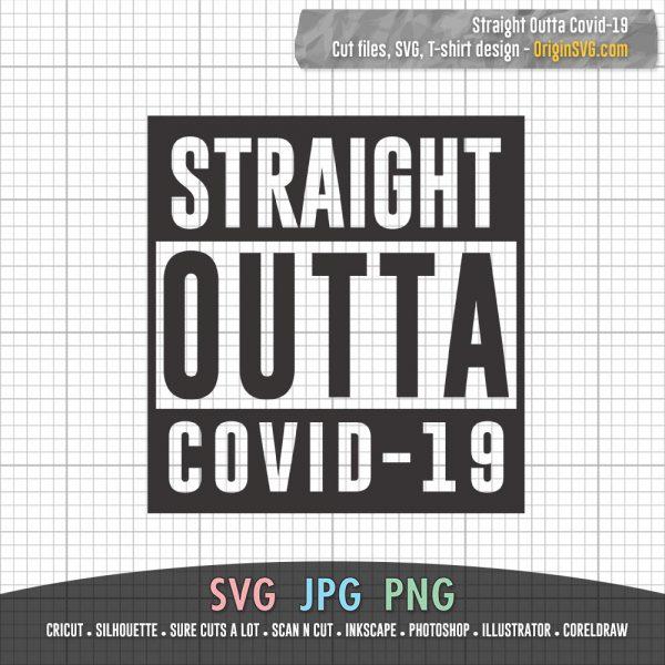 Straight Outta Covid-19