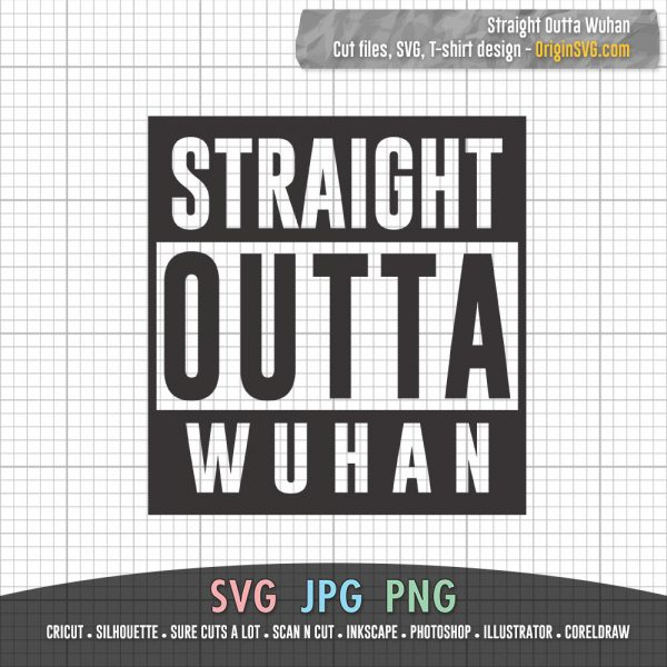 Straight Outta Wuhan