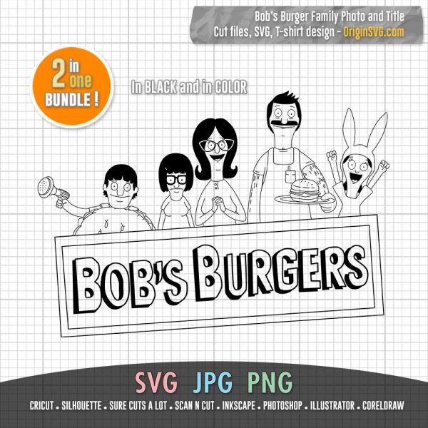 bob's burger family and title