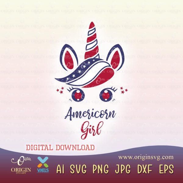 americorn girl