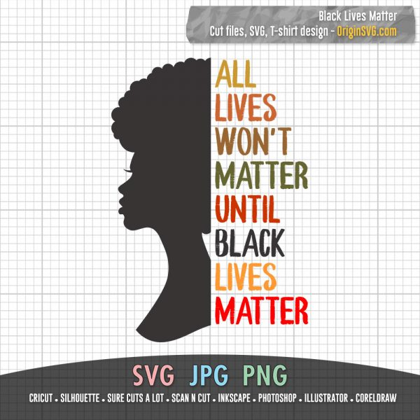 All Lives Won't Matter Until Black Lives Matter