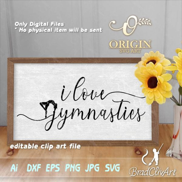 gymnastics sign