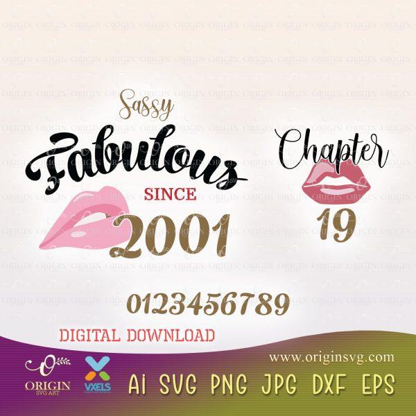 fabulous since svg