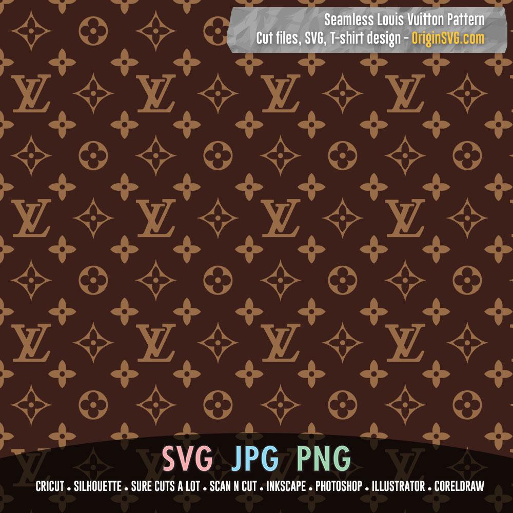 29+ Transparent Pattern Louis Vuitton Lv Pattern Svg Gif
