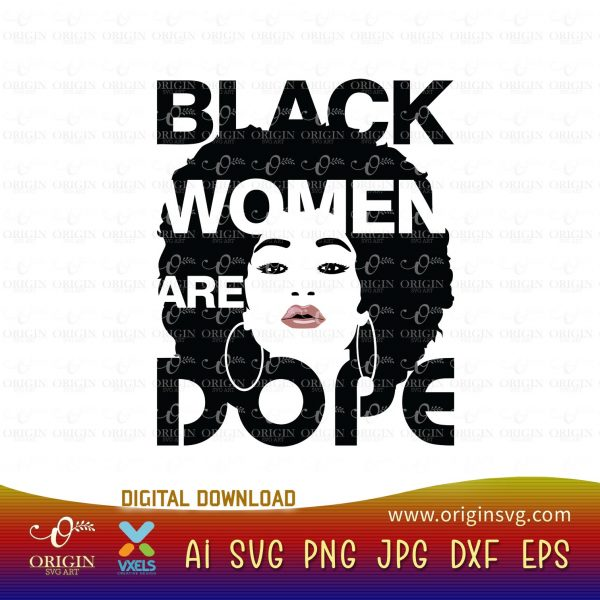 sexy black women are dope