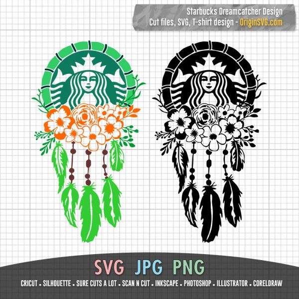 Strarbucks Dreamcatcher Design