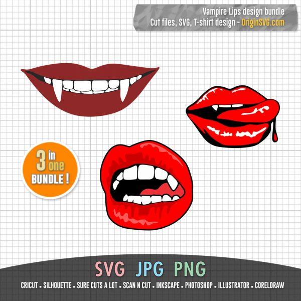 vampire lips bundle