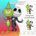Jack skellington and grinch