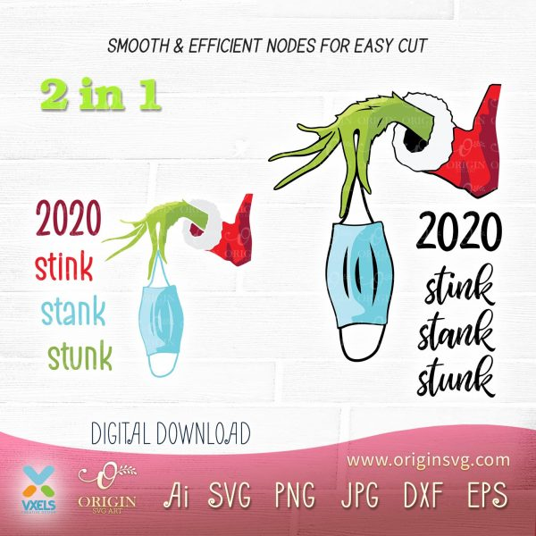 stink stank stunk svg