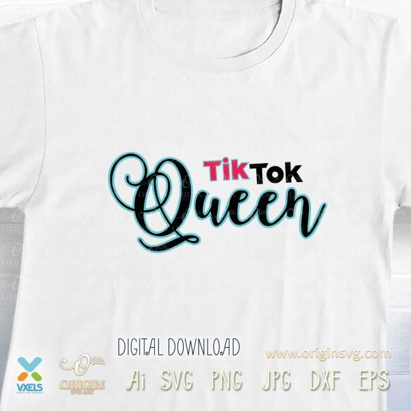 tiktok queen clothes