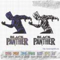 black panther SVG set 1
