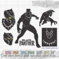 Black Panther 3 - pose and attack