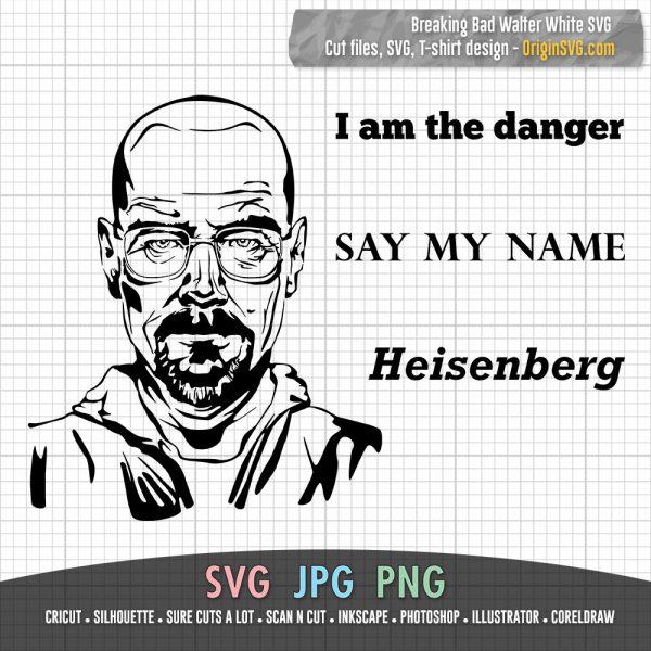 Walter White Breaking Bad Heisenberg