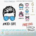 kid life cricut