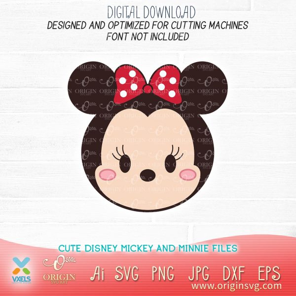 minnie cute clip art