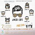 kid life cut file