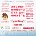 roblox alphabet