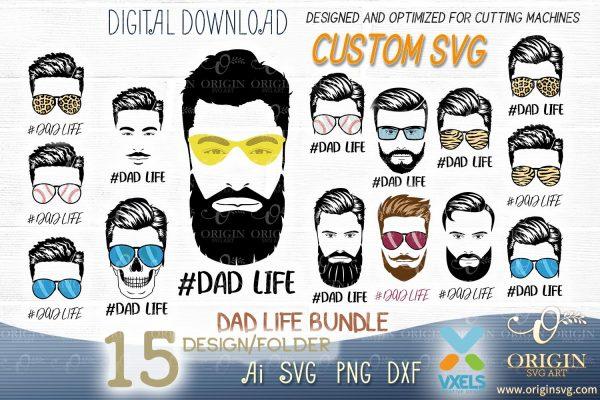 daddy life cut file
