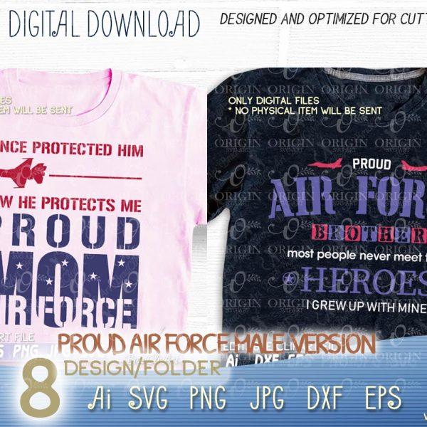 proud air force design