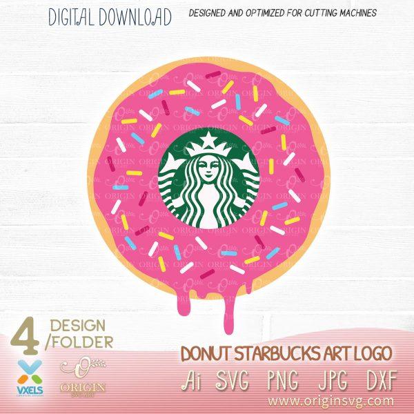 starbucks donut lover