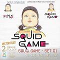 squid game cricut file